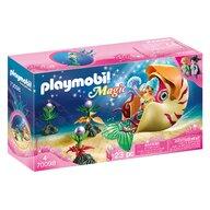 Playmobil - Sirena in gondola melc de mare