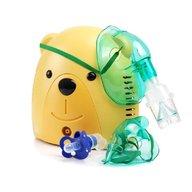 SisiBabyCare - Aparat aerosoli pentru copii si bebelusi cu suzeta speciala ursulet