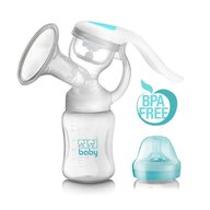 SisiBabyCare - Pompa de san manuala 0% BPA