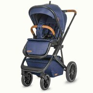 Coccolle - Sistem modular 3in1 Nessia, Navy Blue