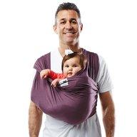 Baby K'tan - Sistem purtare Baby Carrier Original Cotton, Eggplant, Marimea L