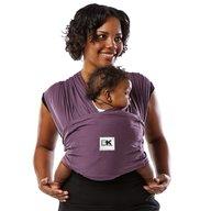Baby K'tan - Sistem purtare Baby Carrier Original Cotton, Eggplant, Marimea M
