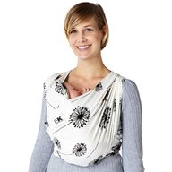 Baby K'tan - Sistem purtare Baby Carrier Print, Dandelion, Marimea S