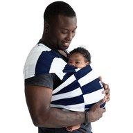 Baby K'tan - Sistem purtare Baby Carrier Print, Navy Stripe, Marimea L