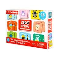 Skip Hop - Joc de memorie Cu animalutele Zoo