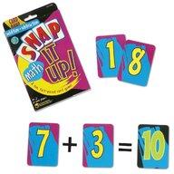 Learning Resources - Joc matematic Snap It Up! , Pentru adunari si scaderi