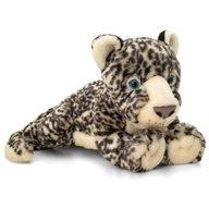 Keel Toys - Leopard de plus 46 cm Snow