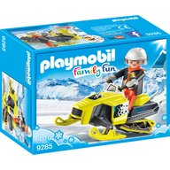 Playmobil - Snowmobil