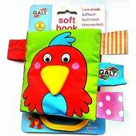 Galt - Carticica moale Soft Book, Garden