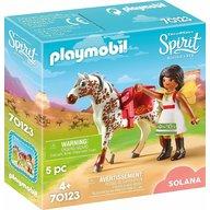 Playmobil - Solana si calut