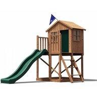 Dunster House - Spatiu de joaca din lemn Lil Lodge