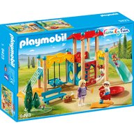 Playmobil - Spatiu de joaca pentru copii