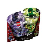 LEGO - Spinjitzu Lloyd contra Garmadon