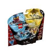 LEGO - Spinjitzu Nya si Wu