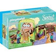 Playmobil - Spirit - Spatiu ingrijire cai Pru & Chica Linda