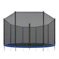 Springos - Plasa siguranta pentru trambulina 366 cm cu 6 stalpi exterior
