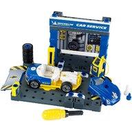 Klein - Set de joaca Statie reparatii masini Michelin