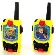 Dickie Toys - Statie Walkie Talkie  Fireman Sam