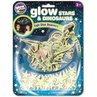 The Original Glowstars Company - Stele si dinozauri fosforescenti