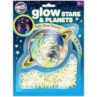 The Original Glowstars Company - Stele si planete fosforescente