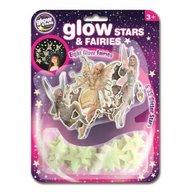 The Original Glowstars Company - Stele si zane fosforescente