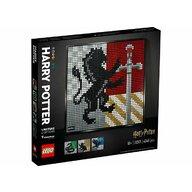 LEGO - Set de constructie Stemele Caselor de la Hogwarts ® Art, pcs  4249