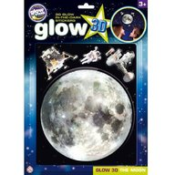 The Original Glowstars Company - Stickere 3D Luna
