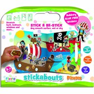 Fiesta Crafts - Stickere Pirati Stickabouts