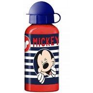 SunCity - Sticla apa aluminiu Mickey