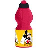 SunCity - Sticla apa plastic Mickey, Red