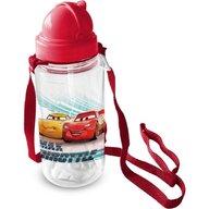 Star - Sticla pentru copii Cars cu pai, 450 ml  ST59718