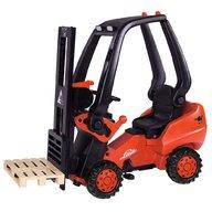 Big - Stivuitor cu pedale  Linde Forklift