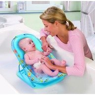 Summer Infant - Suport pentru baita Deluxe  Splish Splash