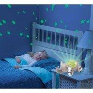 Summer Infant-06436-Lampa Cu Sunete Si Proiectii Elefantul Eddie