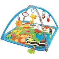 Sun Baby - Centru de joaca cu pernita Zoo