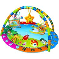 Sun Baby - Centru de joaca cu sunete si lumini Zoo