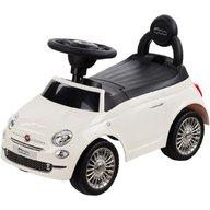 Sun Baby - Masinuta fara pedale Fiat 500 Alb