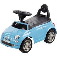 Sun Baby - Masinuta fara pedale Fiat 500 Albastru