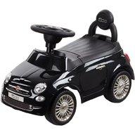 Sun Baby - Masinuta fara pedale Fiat 500 Vip Edition Negru