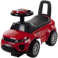Sun Baby - Masinuta fara pedale Land Rover Rosu
