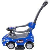 Sun Baby - Masinuta Mega Car Delux Albastru