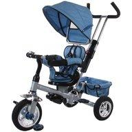 Sun Baby - Tricicleta Confort plus Melange Albastru