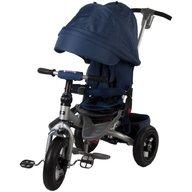 Sun Baby - Tricicleta multifunctionala Little Tiger T400 Albastru