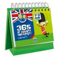 DPH - Carte educativa Sunt Imbatabil - 365 de cuvinte englezesti ilustrate , 7-9 ani
