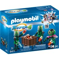 Playmobil - Super 4 - Martieni