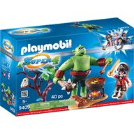 Playmobil - Super 4 - Ruby si Trol