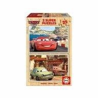 Educa - Super puzzle Disney Cars 25 piese