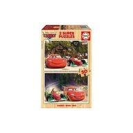 Educa - Super puzzle Disney Cars 50 piese