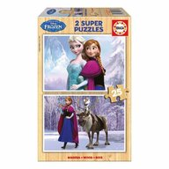 Educa - Super puzzle Disney Frozen 25 piese