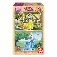 Educa - Super puzzle Disney Princess 25 piese